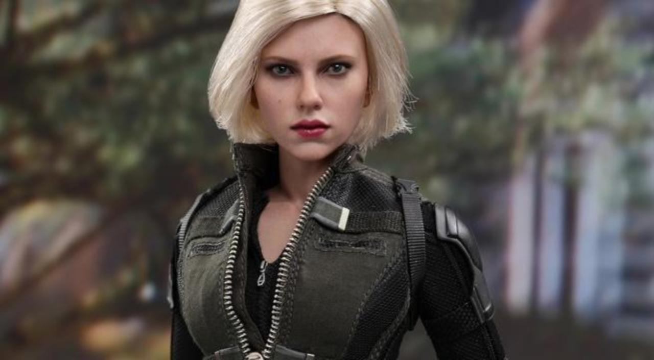 Hot Toys Unveils A Stunning Black Widow Figure From