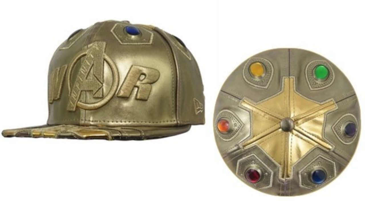 The  Avengers Infinity War  Infinity Gauntlet Hat Lets Everyone Know Who s  In Charge 68fb534300c