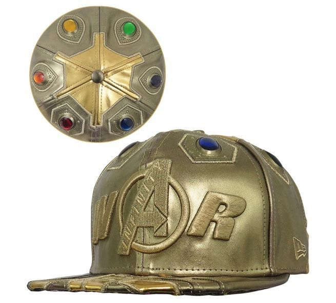 Save 10% on Marvel and DC Character Armor New Era Hats