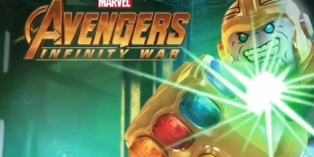 Avengers Infinity War Dlc Revealed For Lego Marvel Super