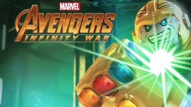 Lego Marvel Super Heroes 2 Infinity War