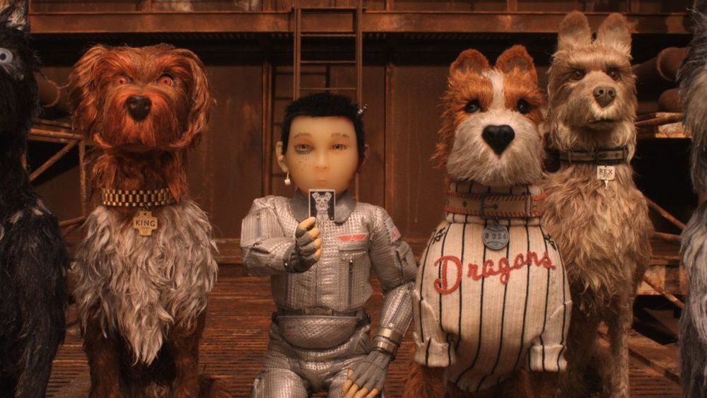 """Isle of Dogs """"title ="""" Isle of Dogs """"height ="""" 507 """"width ="""" 900 """"Data Element ="""" 1099982 """"/> </figure> <p><strong>  Week Five </strong> <br /><strong>  Friday </strong>: $ 894,000 <br /><strong>  Weekend </strong>: $ 3.3 million <br /><strong>  Total </strong>: $ 24.2 million </p> <p>  As an executive decree, all dog animals of <g class="""