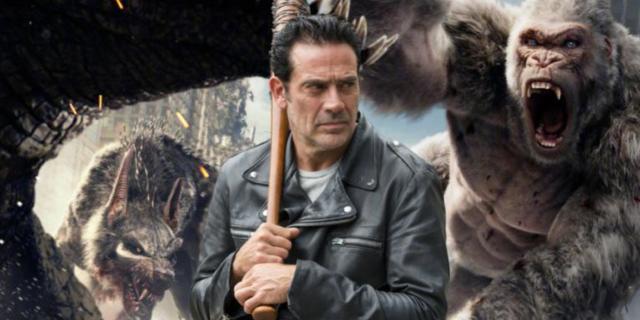Jeffrey Dean Morgan Walking Dead Rampage
