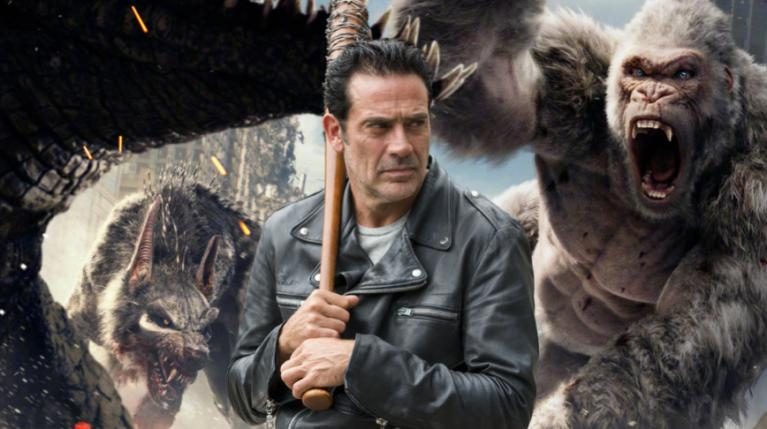 Jeffrey Dean Morgan Walking Dead Rampage