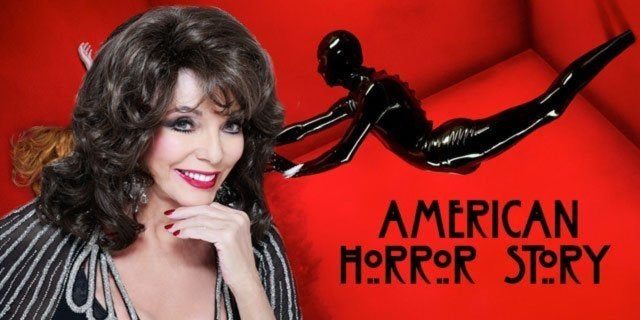 joan collins american horror story