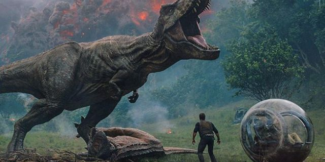 Jurassic World 2 Summer Movie Preview