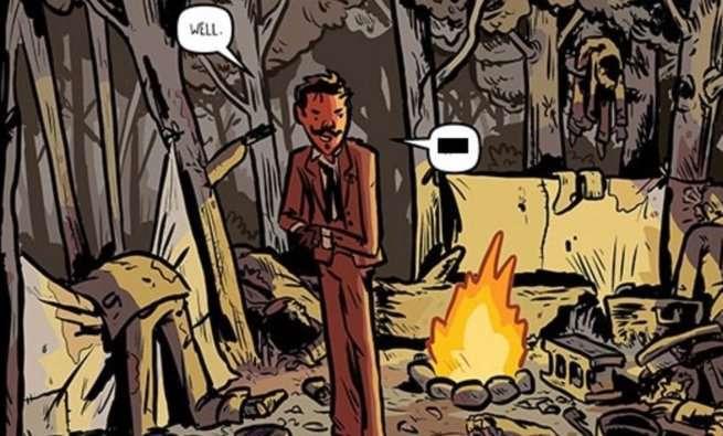 Kyle Starks Comics - Cover