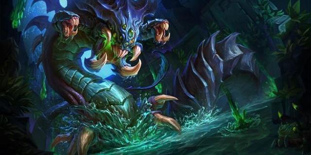 League of Legends Baron