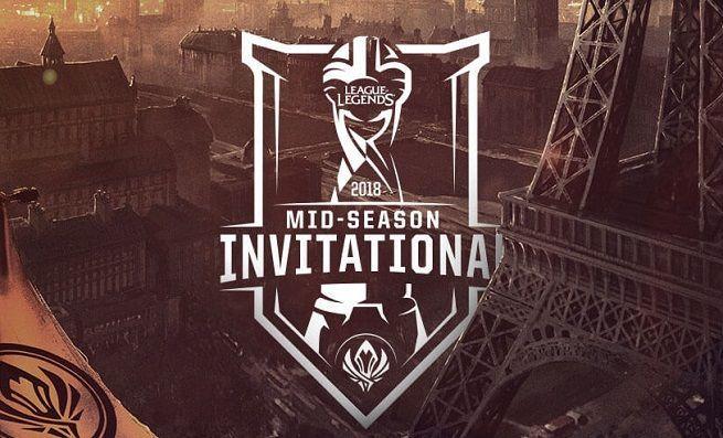 League of Legends MSI