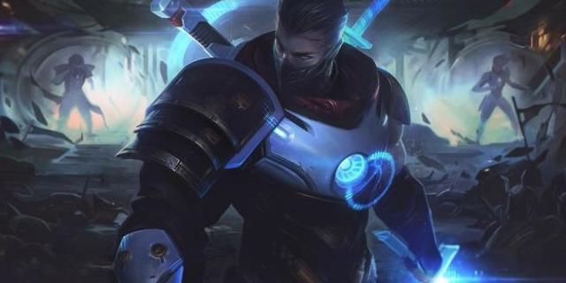 League of Legends Pulsefire Shen