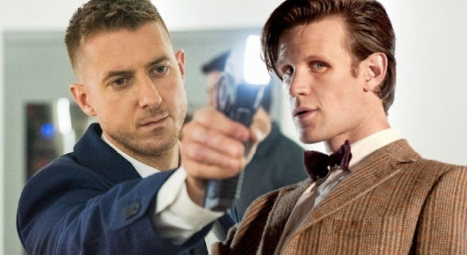 legends of tomorrow rip hunter doctor who