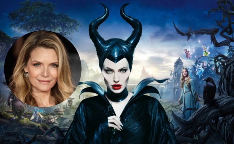 Maleficent 2 Michelle Pfeiffer ComicBookcom