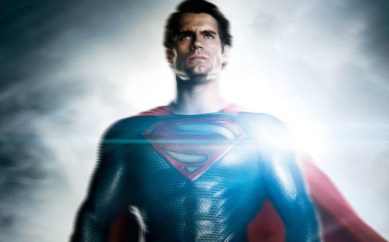 Man of Steel Superman Cavill'