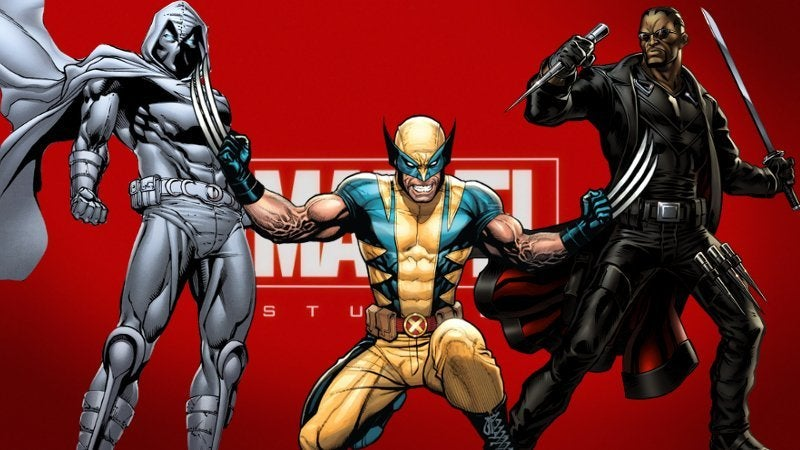 Marvel Cinematic Universe Phase 4 New Characters Movies