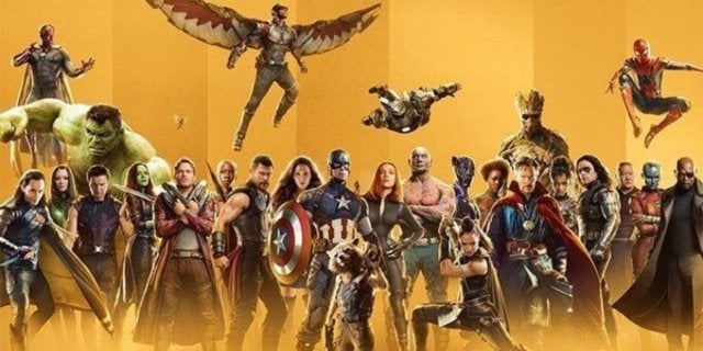 Marvel-Mcu-10th-Anniversary-Character-Posters