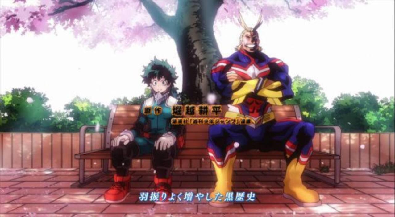 My Hero Academia' Season 3 Opening Contains A Special Manga