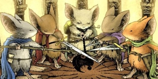 Concept Artist on Scrapped Mouse Guard Adaptation Shares New Look at the Project