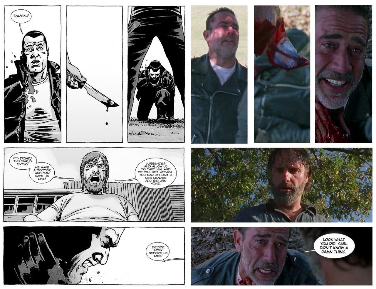 Walking dead comics pdf download