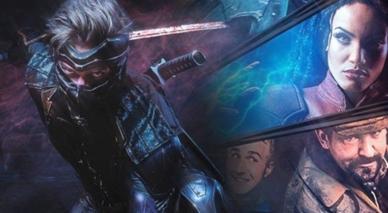 Watch 'Ninjak Vs The Valiant Universe' Episode 4 Right Here