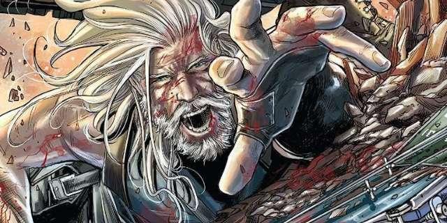 Old Man Hawkeye #3