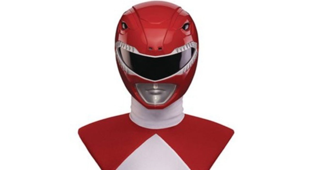 d2a9a6f1d Power Rangers: Red Ranger Bust Up For Pre-Order