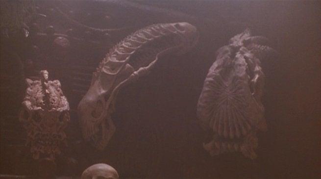 Predator 2 Alien Xenomorph Easter egg