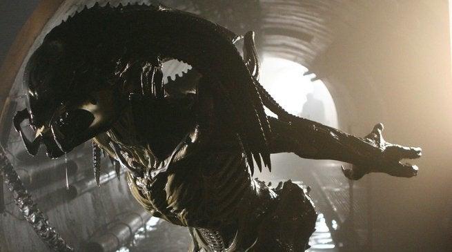 Predator (2018) Alien Xenomorphs