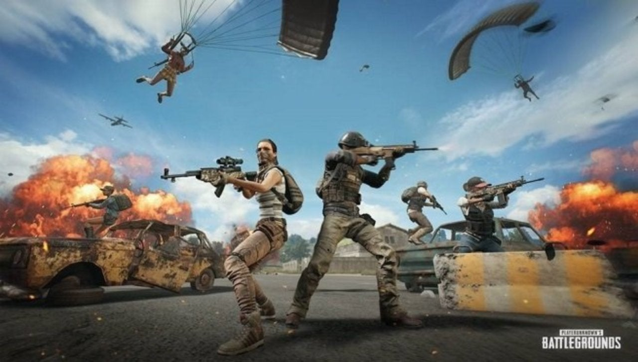 Pubg Wallpaper Kartun: Flipboard: PUBG Load Times On Consoles Are Getting Faster