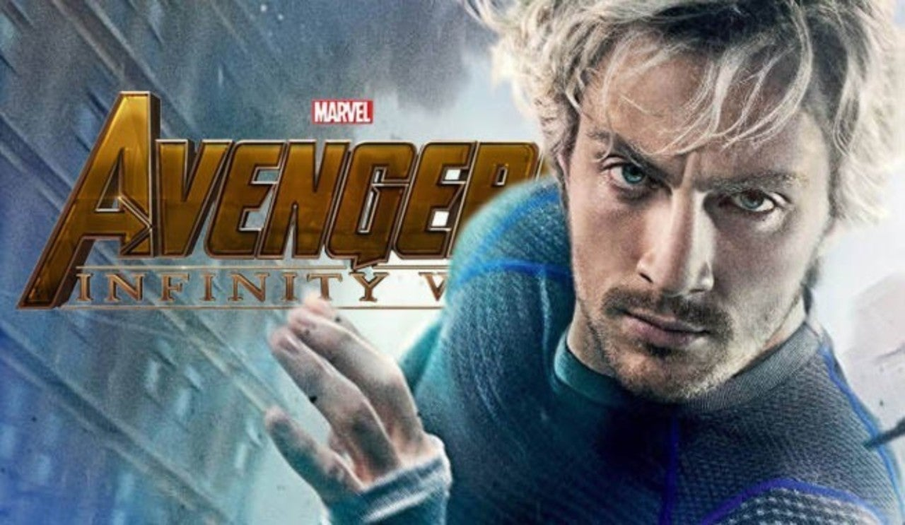 Marvel quicksilver movie catalog photo
