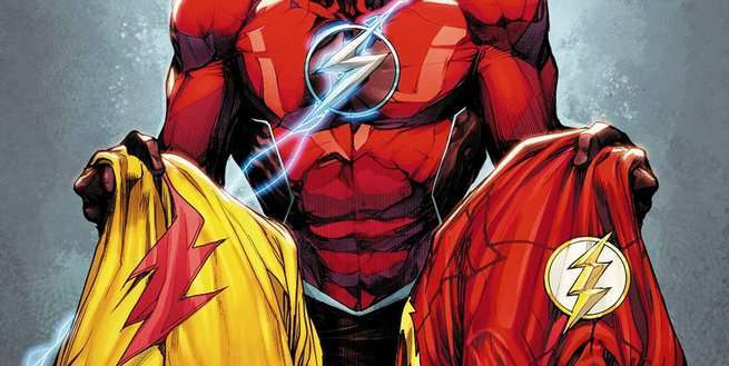 Reasons to Read DC Comics - Flash War