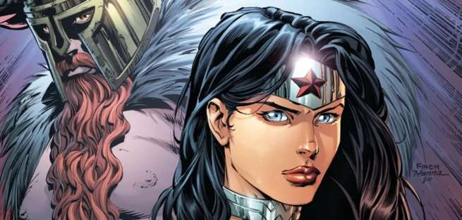 Reasons to Read DC Comics - Wonder Woman #50