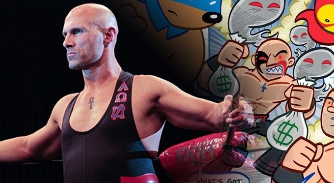RING OF HONOR-Devin-Chen-Christopher-Daniels-Aw-Yeah-Comics