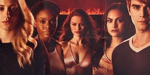 riverdale carrie the musical poster
