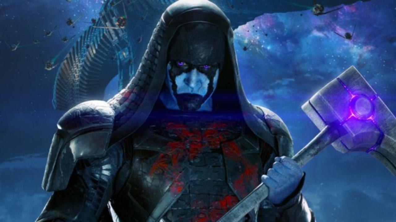 Marvel Fan Theory Suggests Ronan Will Come Back for Thanos in What If...?