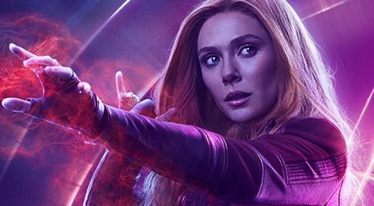 Avengers: Infinity War' Fans Are Mad at Scarlet Witch but