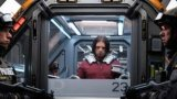 Sebasian Stan Reacts to Seeing Winter Soldier Prisoner Chair