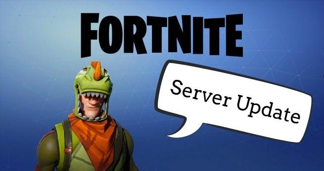 server update
