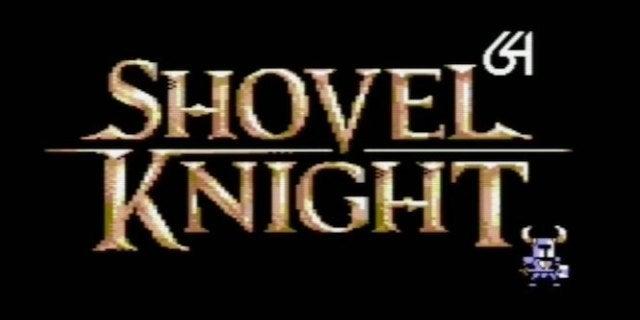 Shovel Knight 64