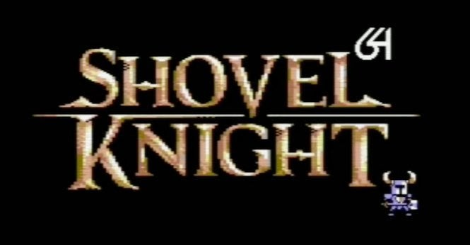Shovel Knight 64