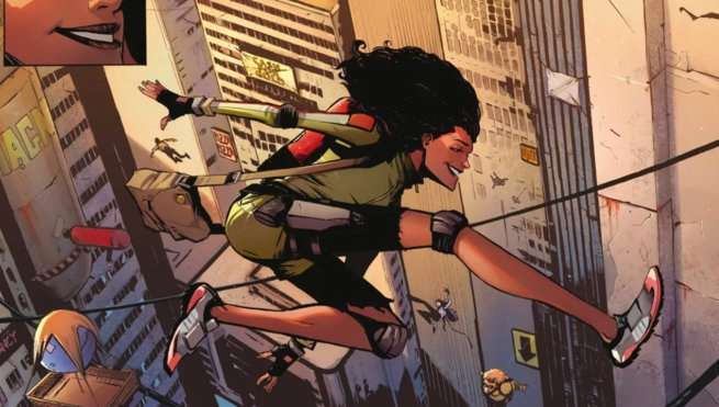 Skyward Image Comics Interview - Cover