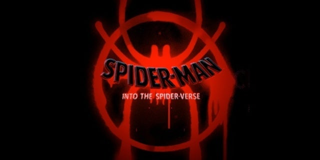 Spider-Man Into the Spider-Verse logo ComicBook