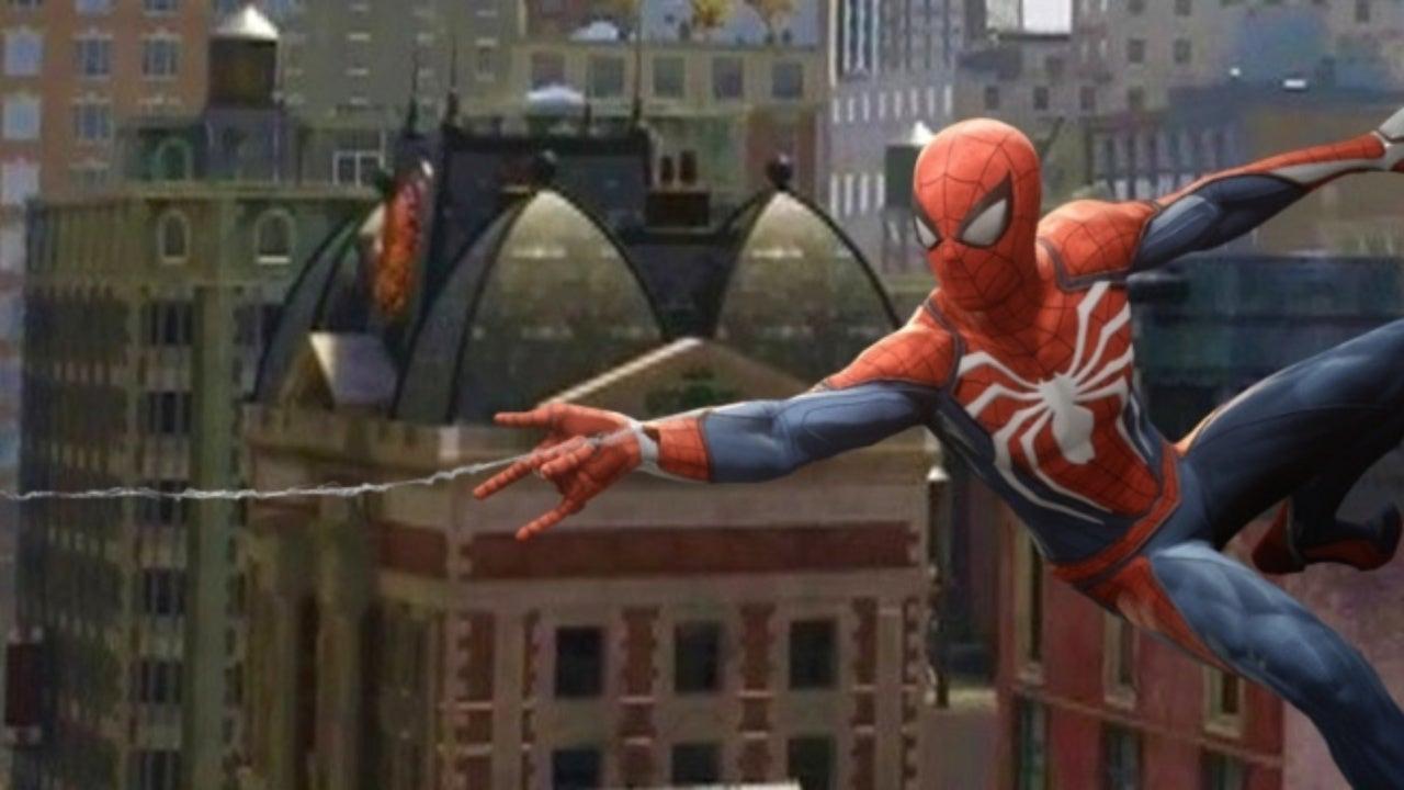 Image result for spiderman ps4 sanctum sanctorum