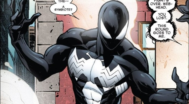 Spider-Man Venomized