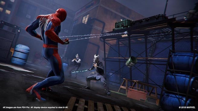 spiderman 2&quot; title = &quot;spiderman 2&quot; height = &quot;368 &quot;width =&quot; 655 &quot;data-item =&quot; 1099996 &quot;/&gt;</figure><p> As you can see, the screenshots have a resolution of 4K, so you&#39;ll need a 4K television to see such good images when you play.</p><p> <em> Spider-Man </em> is scheduled to launch on September 7 exclusively for PS4. Developer Insomniac Games has confirmed that the title will remain exclusive to PS4, which means that it will never reach Xbox One or any other console. The pre-orders for the game are now live, and come pack a custom theme, a skin pack and more. A price point starts at $ 59.99 USD.</p><p> You can read more about the game below, courtesy of an official elevator address via Sony:</p><p> Starring one of the wo The Spider-Man of Marvel &amp; # 39; s Spider-Man, the hero most emblematic of rld, presents the acrobatic skills, improvisation and swing on the web for which the wall-crawler is famous, while presenting elements never before seen in a Spider-Man game. From traversing with parkour and unique environmental interactions, to new matches and box office action, it&#39;s Spider-Man unlike any you&#39;ve played before.</p><p> Sony Interactive Entertainment, Insomniac Games and Marvel have teamed up to create a new and authentic Spider-Man adventure. This is not the Spiderman you have met or seen before. This is an experienced Peter Parker who is most masterful in the fight against the great crimes in New York City. At the same time, he is struggling to balance his chaotic personal life and career as the fate of millions of New Yorkers rests on his shoulders.</p><p></p></div><p> .<br /> <br /><script async src=