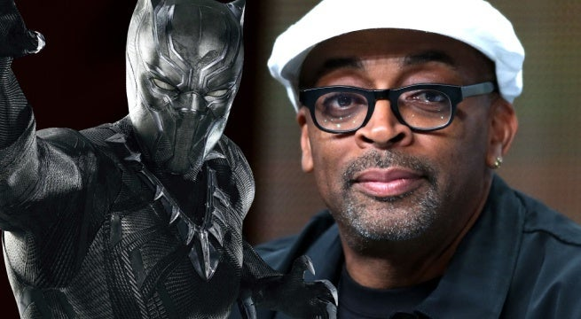 spike lee black panther