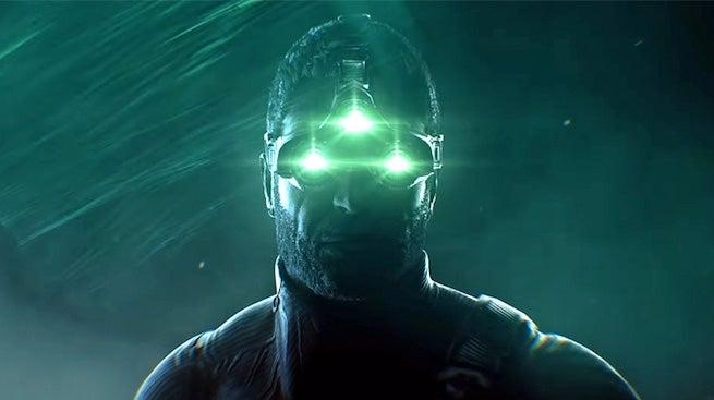 Ubisoft Teases Splinter Cell