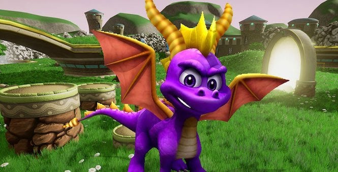 Spyro the Dragon 2