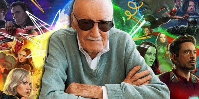 Stan Lee Avengers Infinity War Cameo