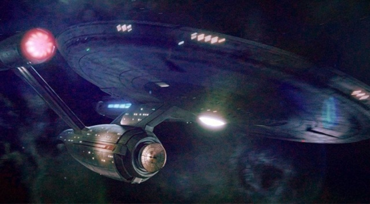 UPDATE Changes To Enterprise In Star Trek Discovery Were Creative Not Legal