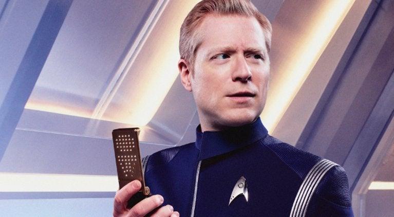 Star Trek Discovery Stamets